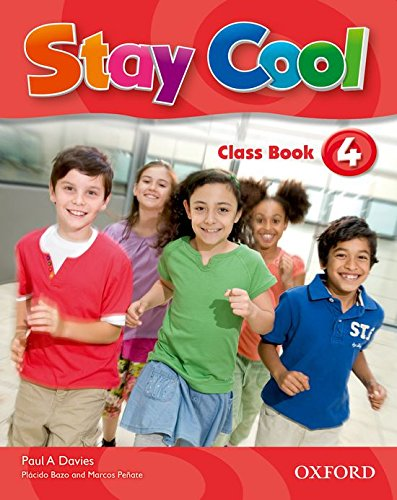 9780194413152: Stay Cool 4: Class Book Pack - 9780194413152