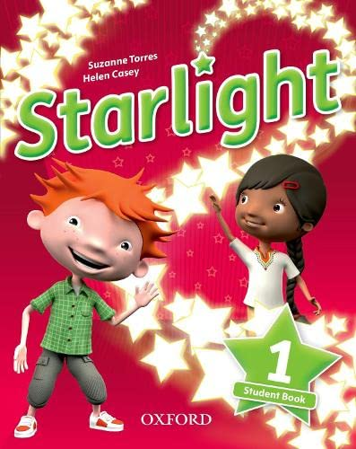 9780194413299: Starlight: Level 1: Student Book: Succeed and shine
