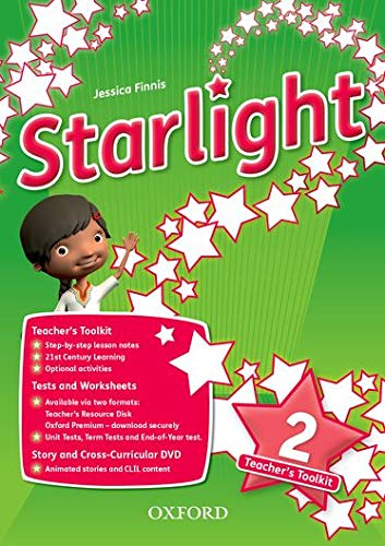 9780194413497: Starlight: Level 2: Teacher's Toolkit: Succeed and shine