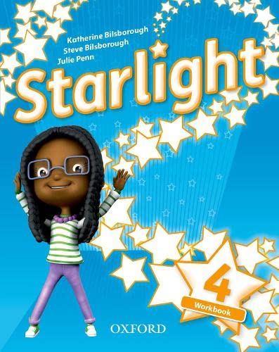 9780194413787: Starlight: Level 4: Workbook: Succeed and shine
