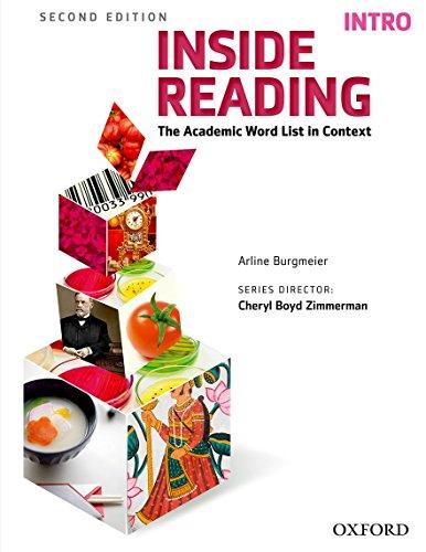 Inside Reading 2e Student Book Intro (The: Nurgmeier, Arline