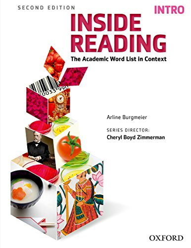 9780194416269: Inside Reading 2e Student Book Intro (The Academic Word List in Context)