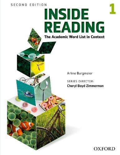 Inside Reading 2e Student Book 1 Pack: Burgmeier Et Al.