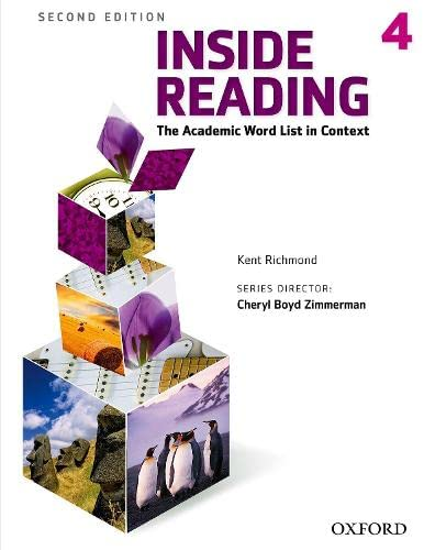 Inside Reading Student Book 4 Pack Format: