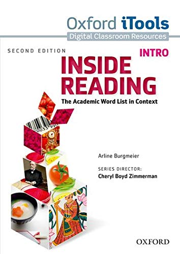 9780194416368: Inside Reading 2nd Edition Intro Itools [DVD]