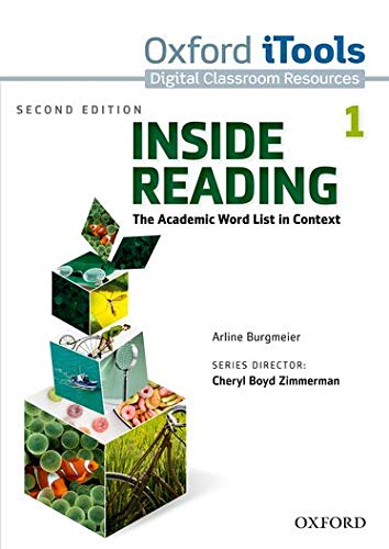9780194416375: Inside Reading 2Ed 1 Itools