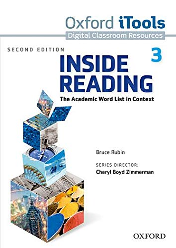 9780194416399: Inside Reading 2nd Edition 3 Itools Dvdr