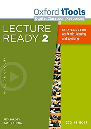 9780194417259: Lecture Ready Second Edition 2: iTools