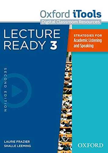 9780194417266: Lecture Ready Second Edition 3: iTools