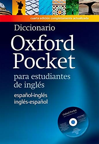 9780194419277: Diccionario Oxford Pocket para estudiantes de ingles: Revised edition of this bilingual dictionary specifically written for Spanish learners of English