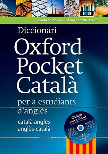9780194419284: Diccionari Oxford Pocket Català Per A Estudiants D'Angles. Català-Anglès/Anglès-Català (Diccionario Oxford Pocket) - 9780194419284