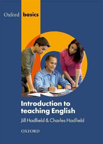 9780194419758: Oxford Basics: Introduction to Teaching English