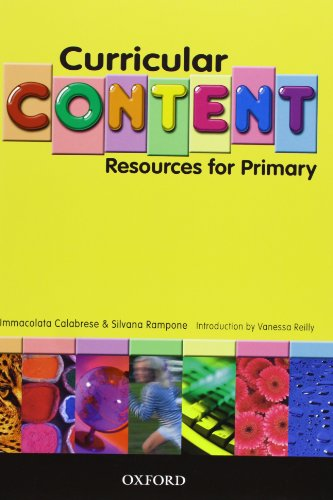 9780194420259: OXFORD CURRICULAR CONTENT FOR PRIMARY (Resource Books Teach)