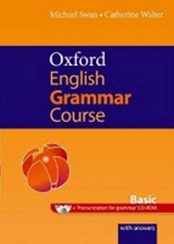 9780194420778: Oxford english grammar course. Basic. Student's book-With key. Con espansione online. Per le Scuole superiori. Con CD-ROM