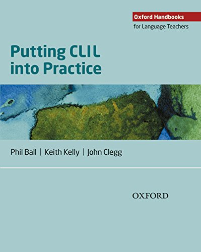 9780194421058: Oxford Handbooks For Language Teachers. Putting CLIL Into Practice
