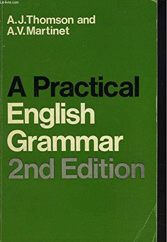 9780194421225: A Practical English Grammar 2nd Edition