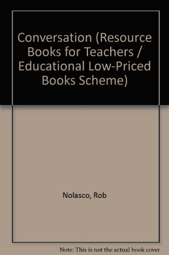 9780194421379: Conversation (Resource Books for Teachers / Educational Low-Priced Books Scheme)