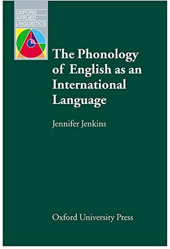 9780194421645: The Phonology of English as an International Language