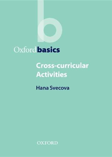 9780194421881: Cross-curricular Activities (Oxford Basics)