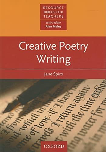 9780194421898: Creative Poetry Writing (Resource Books for Teachers)