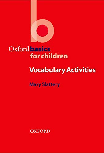 9780194421959: Oxford Basics for Children: Vocabulary Activities