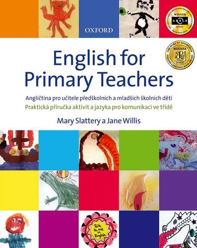 9780194422666: English for Primary Teachers: Czech Edition