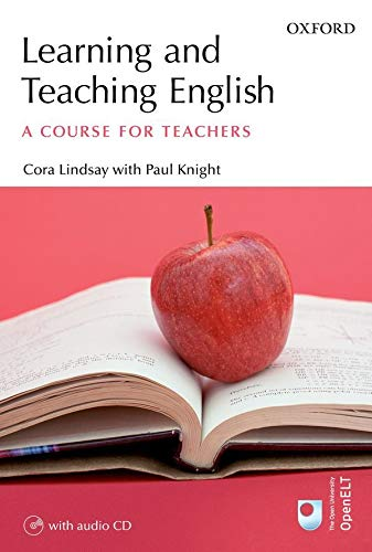 9780194422772: Learning and Teaching English: a Course for Teachers (Material De Teacher Training)