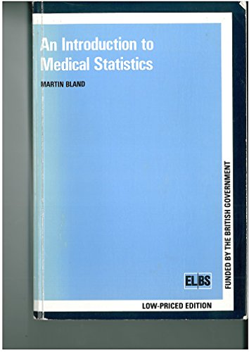 9780194424325: Introduction to Medical Statistics, An