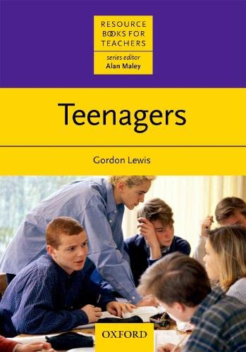 9780194425773: Teenagers (Resource Books for Teachers)
