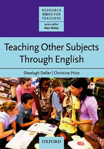 9780194425780: Teaching Other Subjects Through English: Resource Books for Teachers (Resource Book For Teachers)