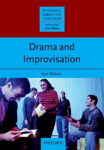 9780194425803: Resource Books for Teachers: Drama and Improvisation (Resource Book For Teachers)