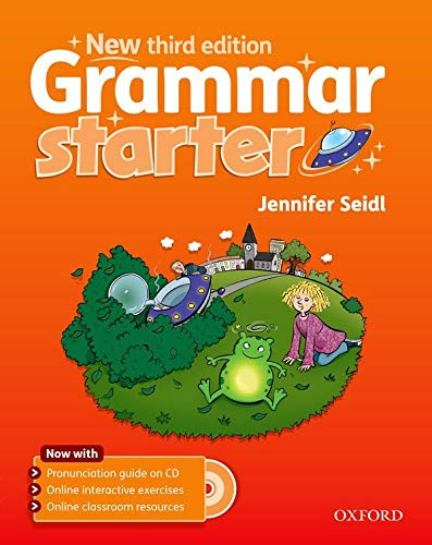 9780194430265: Grammar: Starter: Student's Book with Audio CD