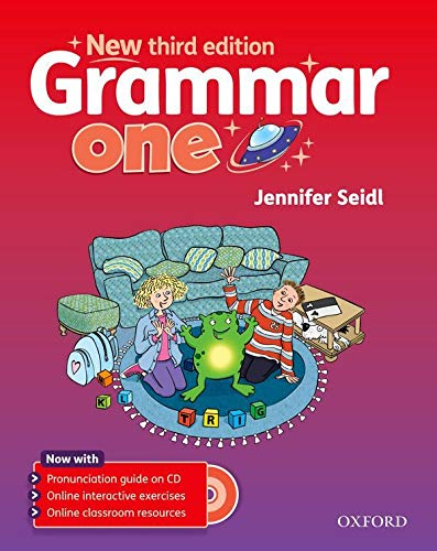 Grammar: One: Student's Book with Audio CD: Jennifer Seidl