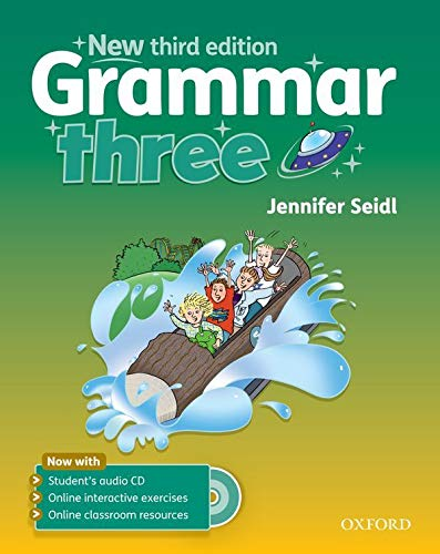 9780194430470: Grammar Three: Student's Book with Audio CD