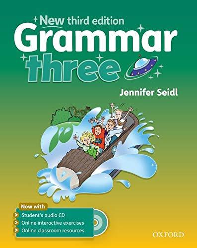 9780194430470: Grammar: Three: Student's Book with Audio CD