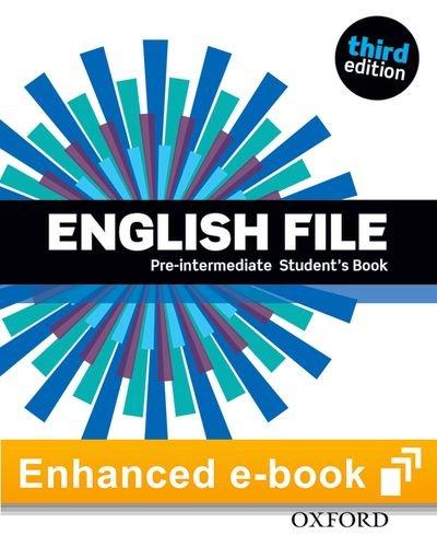 9780194430630: English File Third Edition: Pre-Intermediate: Student's Book e-Book - Buy in-App
