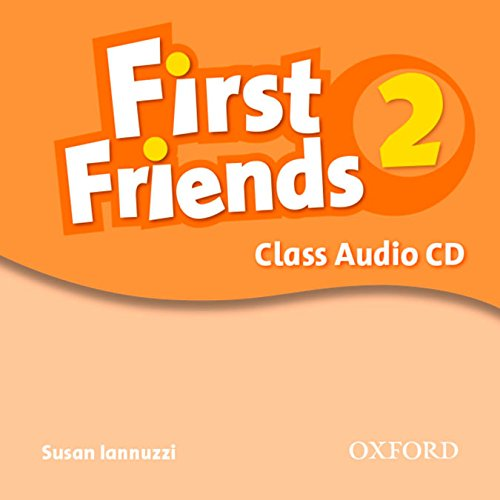 9780194432016: First Friends 2: Class Audio CD