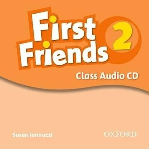 9780194432016: First Friends 2: Class Audio CD