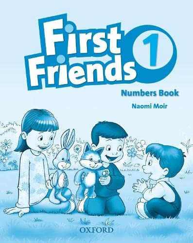9780194432054: First Friends 1: Numbers Book