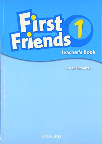 9780194432078: First Friends 1: Teacher's Book (Little & First Friends)