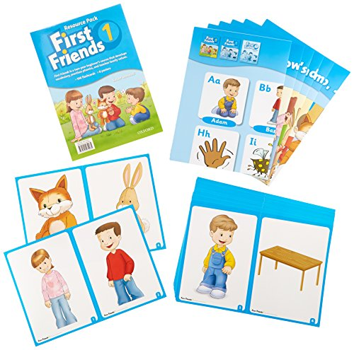 9780194432085: First Friends 1: Firts Friends 1: Teacher's Resource Pack (Little & First Friends)