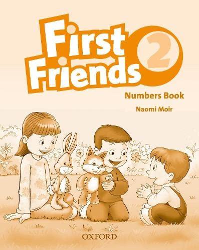 9780194432108: First Friends 2: Numbers Book (Little & First Friends)