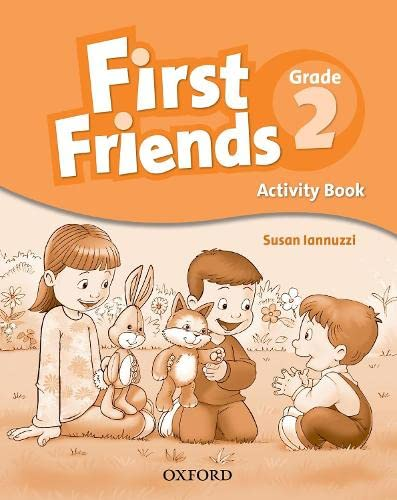 9780194432115: First Friends 2: Activity Book (Little & First Friends) - 9780194432115