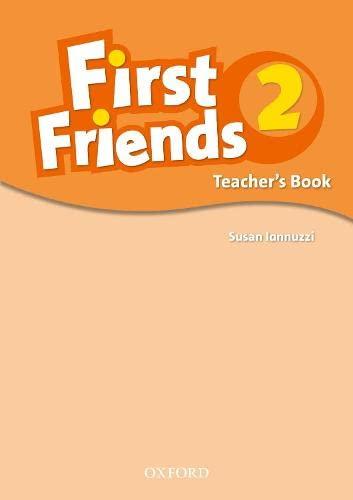 9780194432122: First Friends 2: Teacher's Book