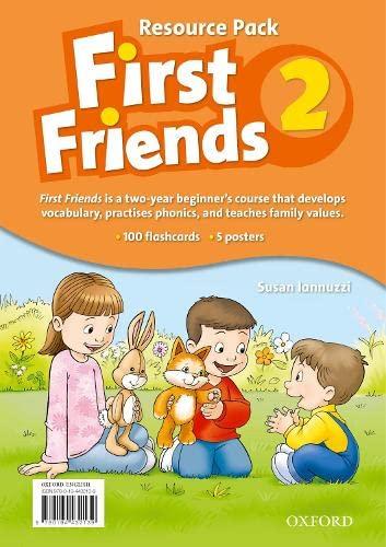 9780194432139: First Friends 2: Teacher's Resource Pack