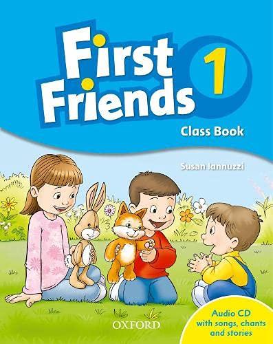 9780194432184: First Friends 1: Class Book Pack