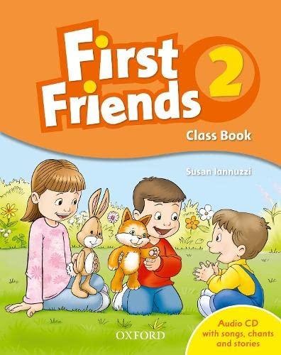 9780194432191: First Friends 2: Class Book Pack (Little & First Friends)