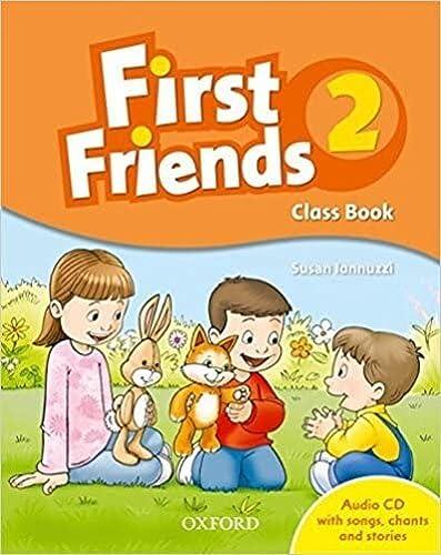 9780194432191: First Friends 2: Class Book Pack