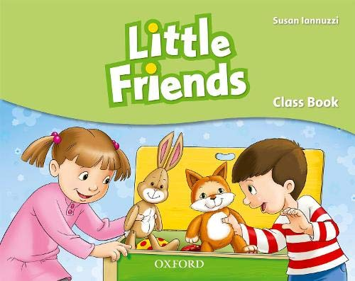9780194432221: Little Friends: Student Book