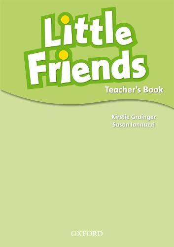 9780194432238: Little Friends Teacher's Book (Little & First Friends)